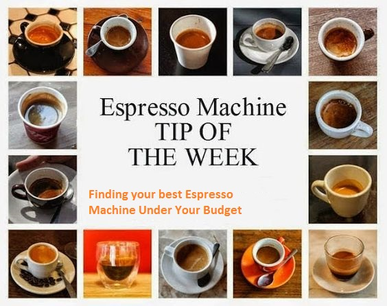 Finding your best Espresso Machine Under Your Budget 200 and 500