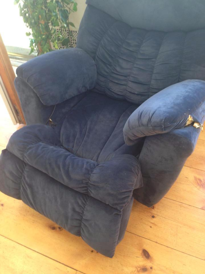 How To Fix A Recliner That Leans To One Side Cuddly Home