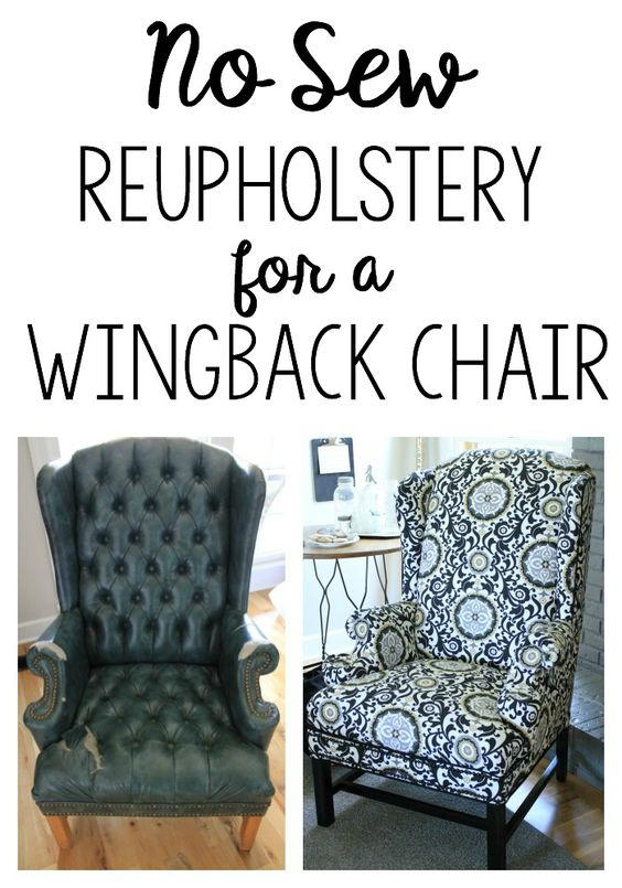How Much Does It Cost To Reupholster A Wingback Chair