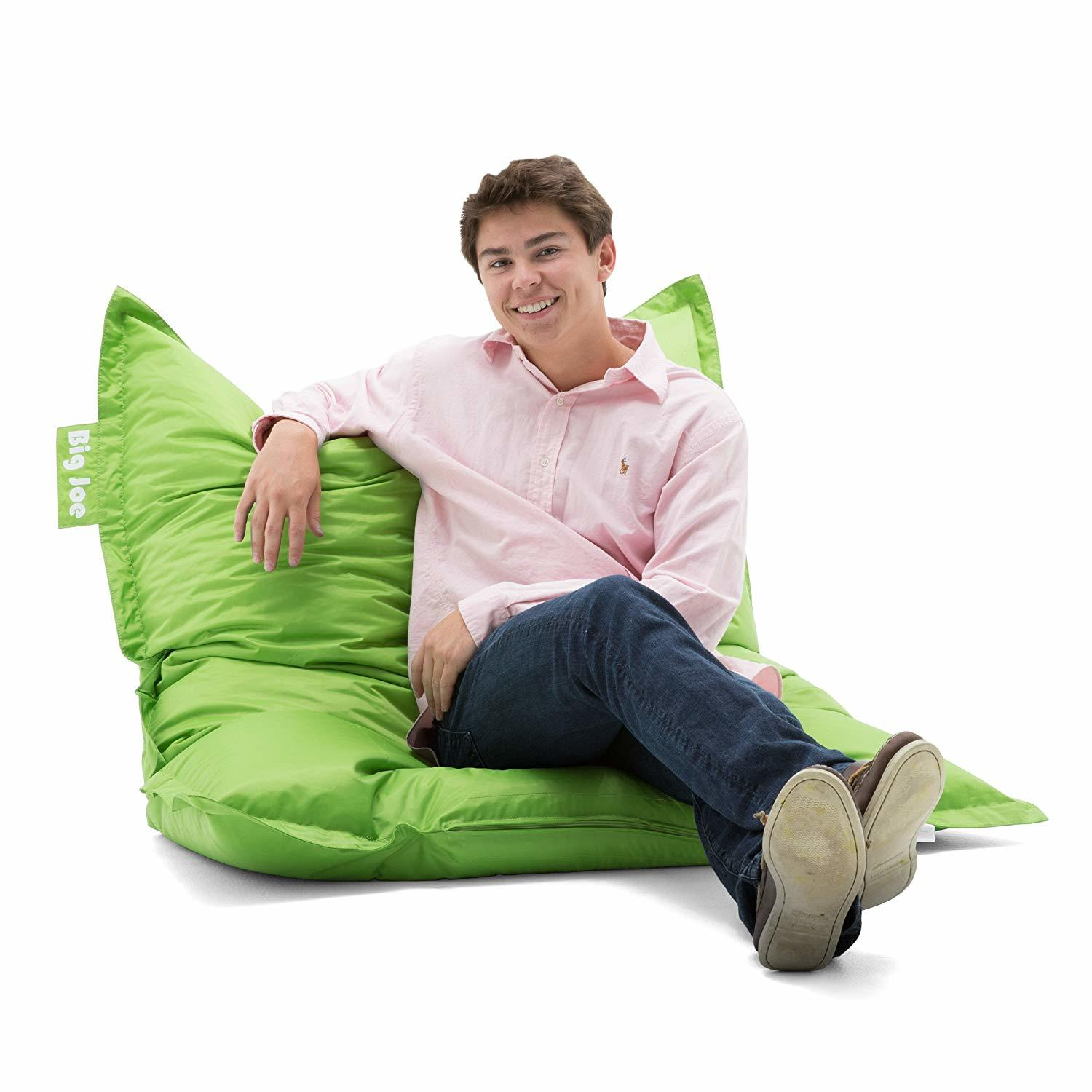 Best Bean Bag Chairs Big Joe 640185 Original Bean Bag Chair 75a994395e2ce
