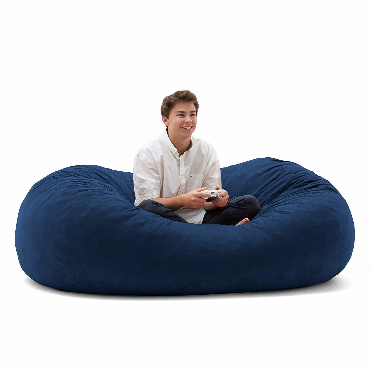 Side By Comparison Of The Best Bean Bag Chairs For S And Kids