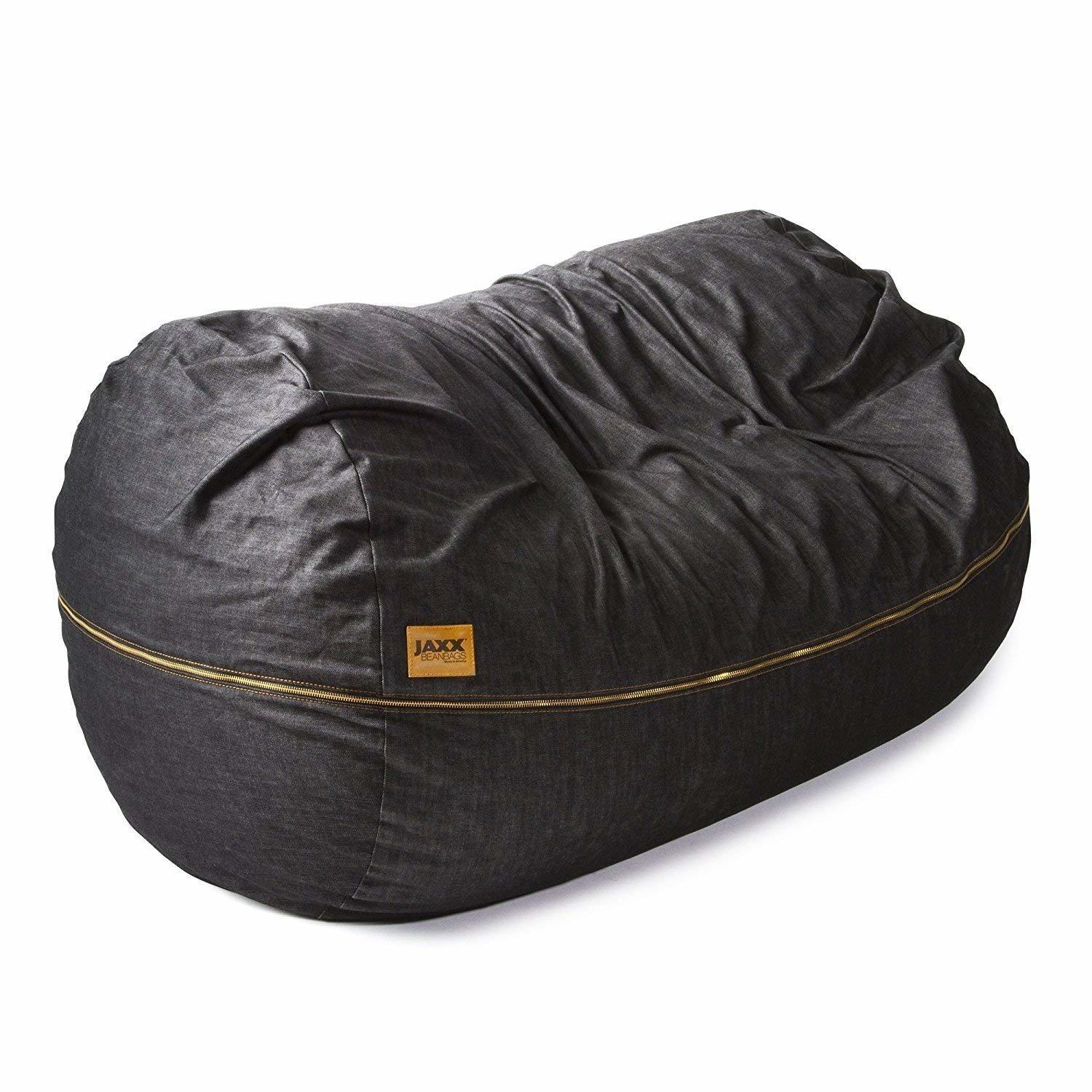 best bean bag chairs brands and reviews cuddly home advisors. Black Bedroom Furniture Sets. Home Design Ideas