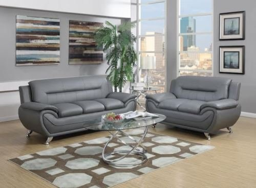 Best Leather Couches Gtu Furniture Contemporary Bonded Sofa Loveseat Set